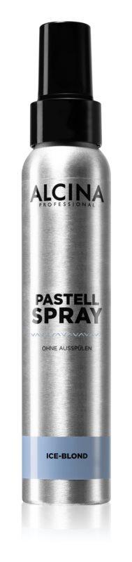 Alcina Pastell Spray tonujúci krém na vlasy s okamžitým účinkom