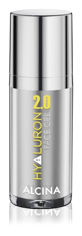 Alcina Hyaluron 2.0 Facial Gel With Smoothing Effect