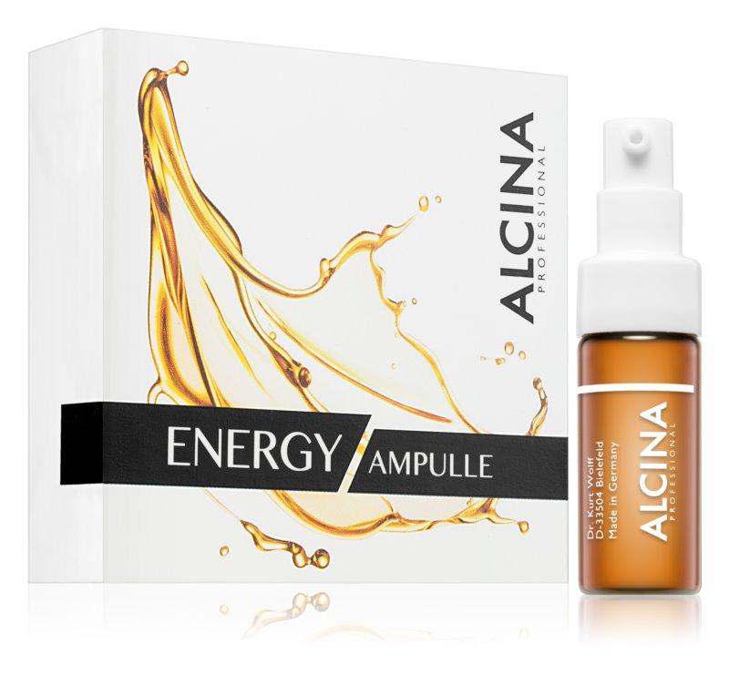 Alcina Effective Care energetska njega za umornu kožu lica
