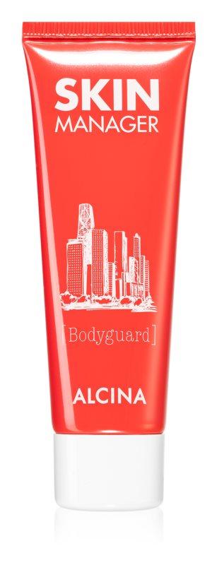 Alcina Skin Manager Bodyguard Hautpflege gegen verschmutzte Luft