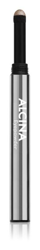 Alcina Charming Colours dlhotrvajúce očné tiene s praktickým aplikátorom