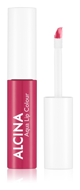 Alcina Summer Breeze Aqua Lip Colour luciu de buze rezistent