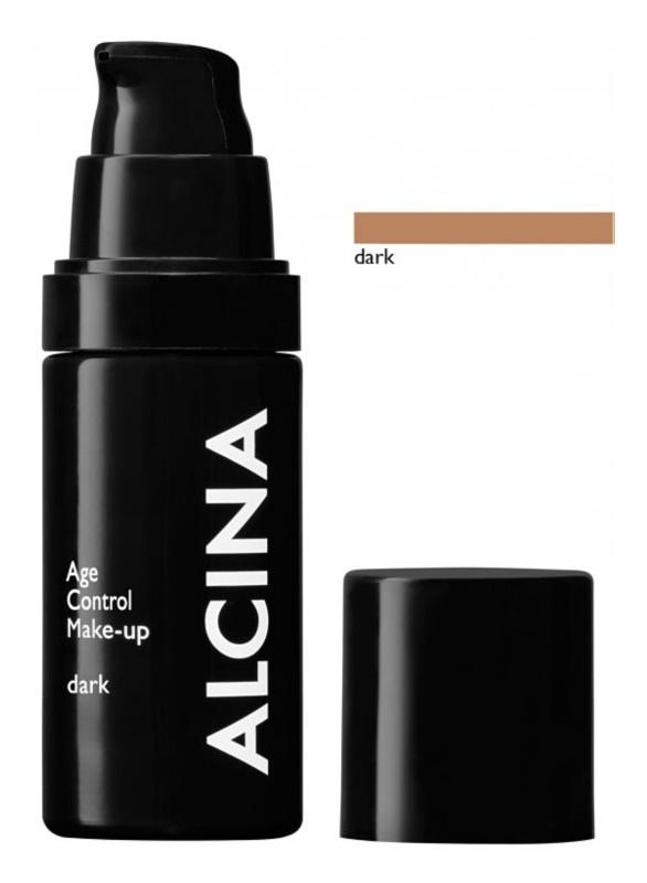 Alcina Decorative Age Control tekoči puder za posvetlitev kože z učinkom liftinga