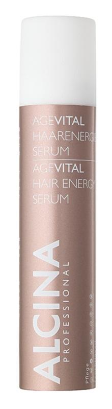 Alcina AgeVital energizující sérum pro barvené vlasy