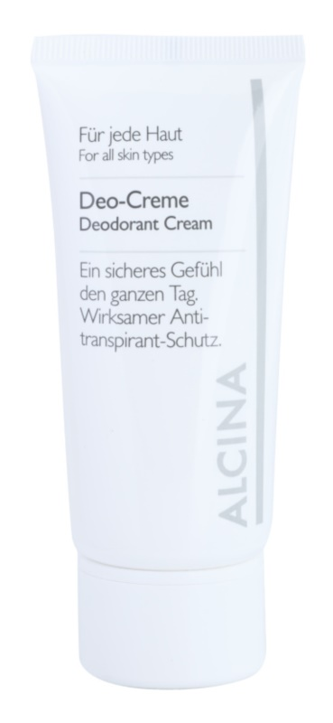 Alcina For All Skin Types Deo Crème