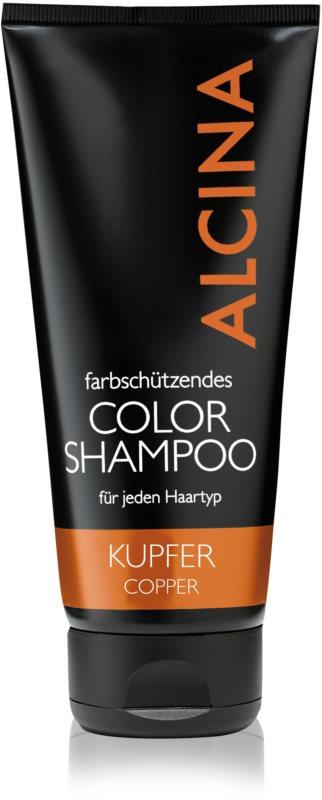 Alcina Color Copper šampón pre medené odtiene vlasov