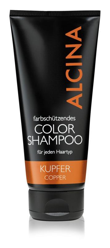 Alcina Color Copper shampoing pour cheveux cuivrés