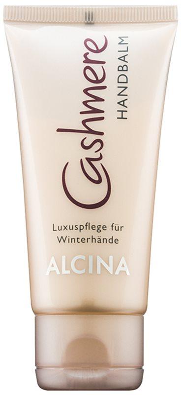 Alcina Cashmere luxusní péče o ruce v zimním období