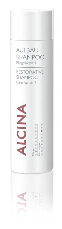 Alcina Dry and Damaged Hair regenerační šampon pro každodenní použití