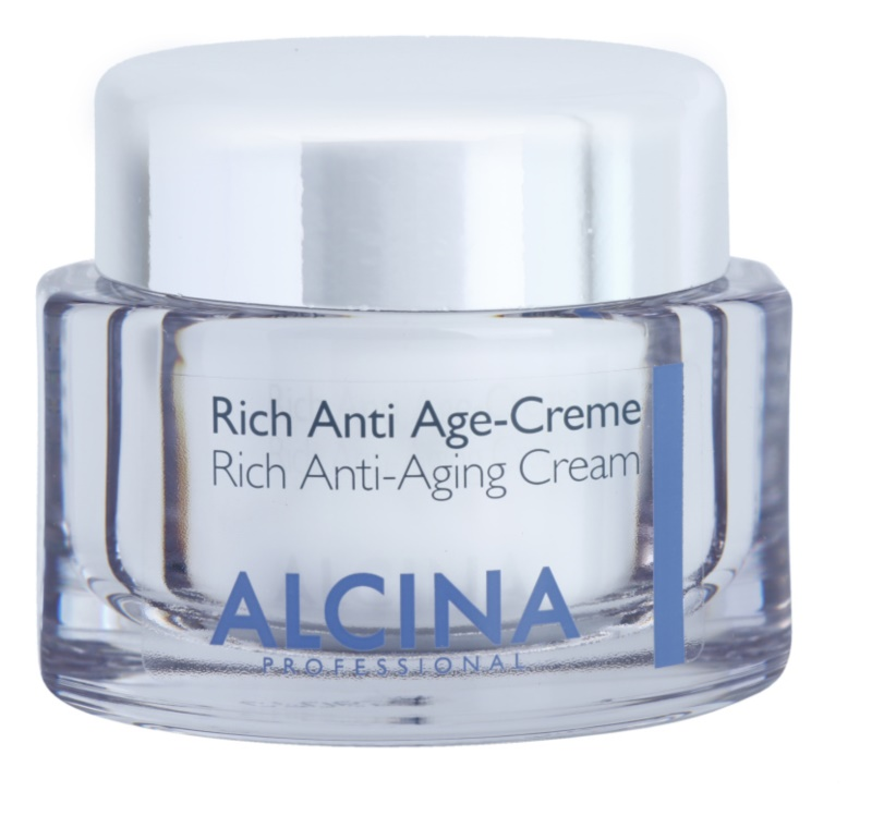 Alcina For Dry Skin hranjiva krema protiv starenja lica