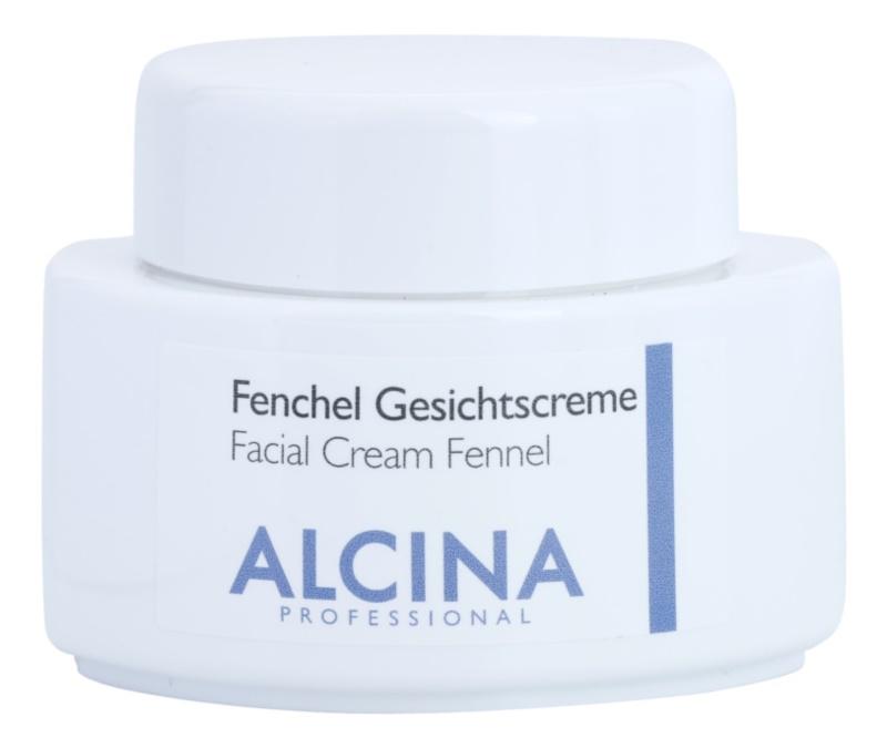 Alcina For Dry Skin Fennel krém  a bőr felszínének megújítására