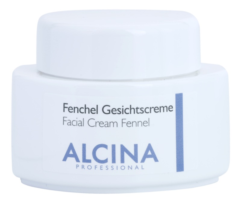 Alcina For Dry Skin Fennel krém pro obnovu povrchu pleti