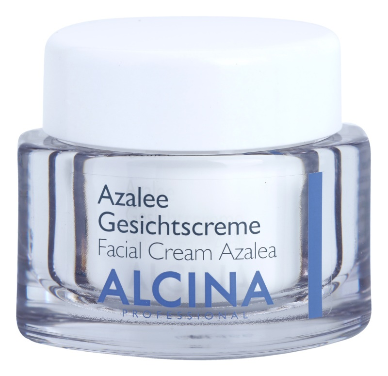 Alcina For Dry Skin Azalea crema viso per ripristinare la barriera cutanea