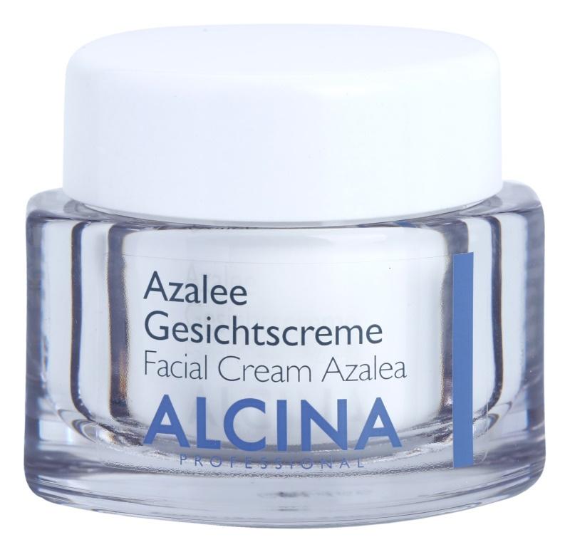 Alcina For Dry Skin Azalea pleťový krém pro obnovu kožní bariéry