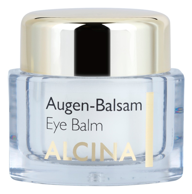 Alcina Effective Care bálsamo antiarrugas para contorno de ojos