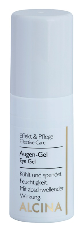 Alcina Effective Care gel za oči sa učinkom hlađenja