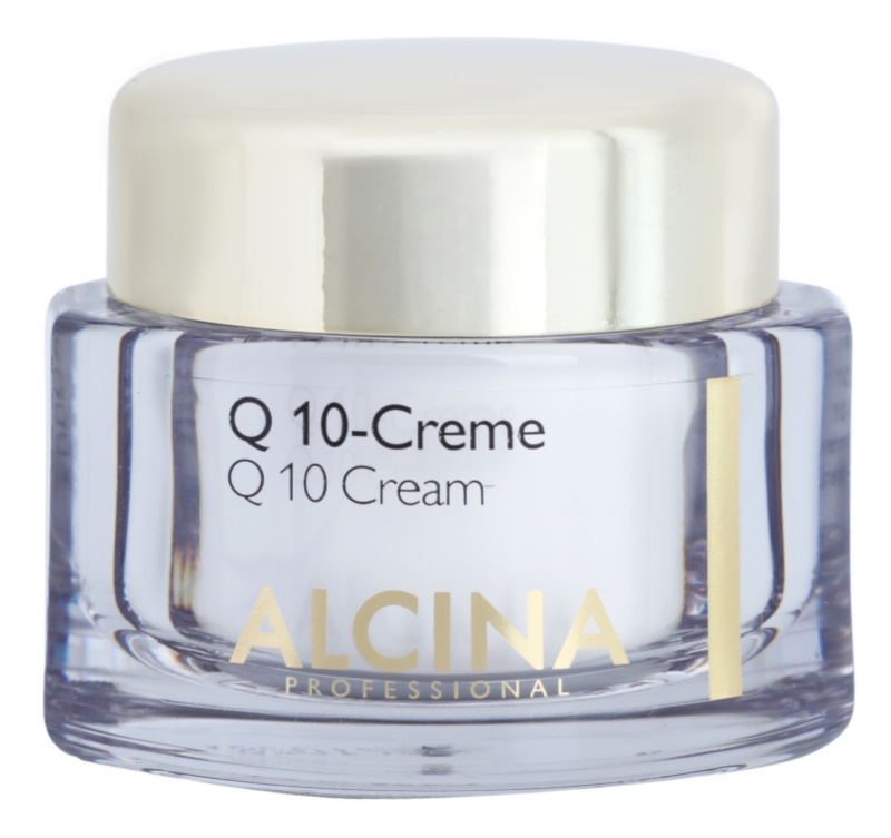 Alcina Effective Care crema viso con coenzima Q10