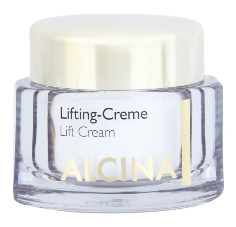 Alcina Effective Care Lifting Cream with Lifting Effect