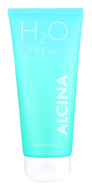 Alcina H2O Fresh Shower Gel for Soft and Smooth Skin