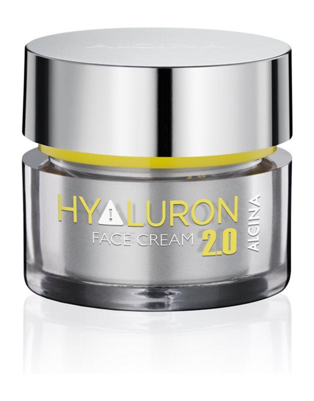 Alcina Hyaluron 2.0 krem do twarzy o działaniu odmładzającym