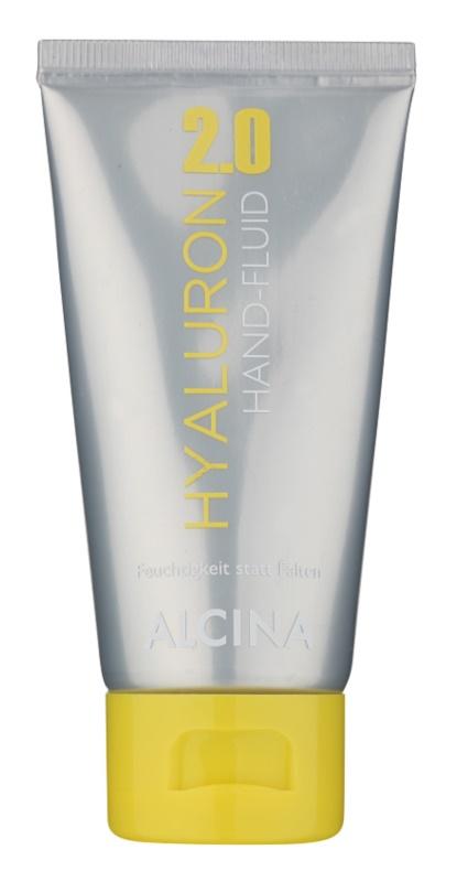 Alcina Hyaluron 2.0 флюїд для рук