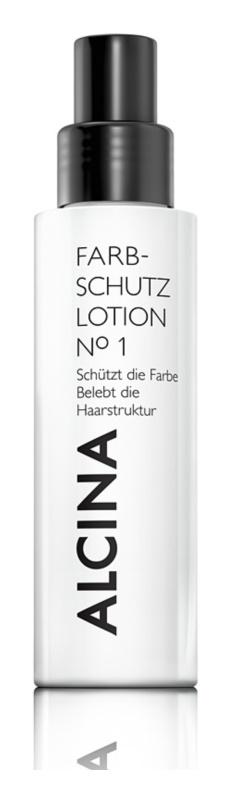 Alcina N°1 spülfreie Kur für gefärbtes Haar