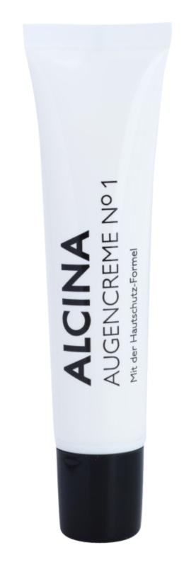 Alcina N°1 szemkrém ránctalanító hatással