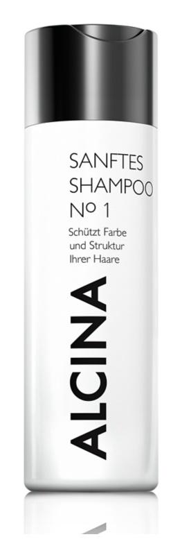 Alcina N°1 nežni šampon za zaščito barve