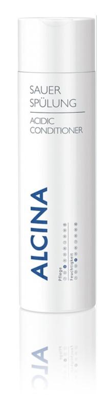 Alcina Normal and Delicate Hair balzám na vlasy s vyhlazujícím efektem