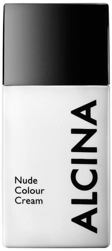 Alcina Decorative Nude Colour crema tonifianta pentru un look natural