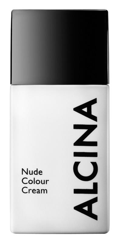 Alcina Decorative Nude Colour krem tonujący nadający naturalny wygląd