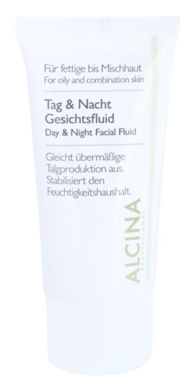 Alcina For Oily Skin lotiune de zi si noapte pentru controlul sebumului