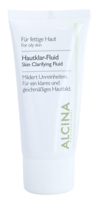 Alcina For Oily Skin Kruiden Fluid voor Stralende Huid