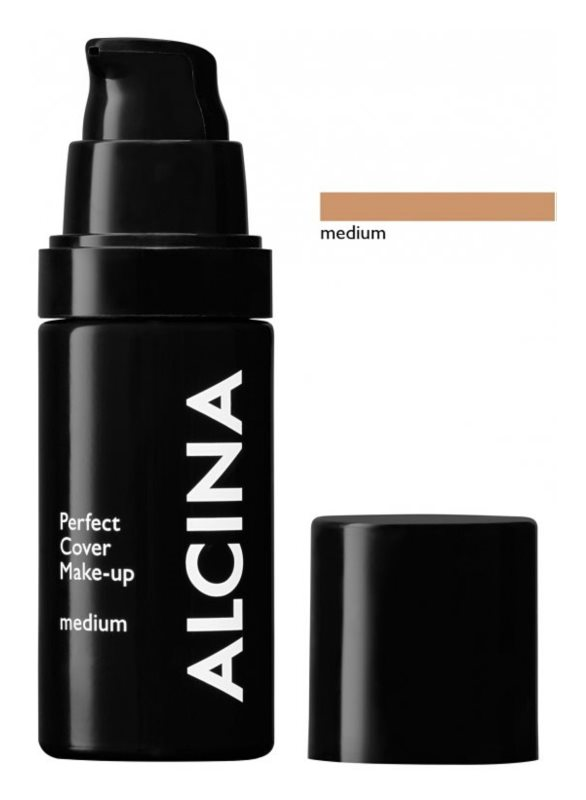 Alcina Decorative Perfect Cover Foundation for Even Skintone