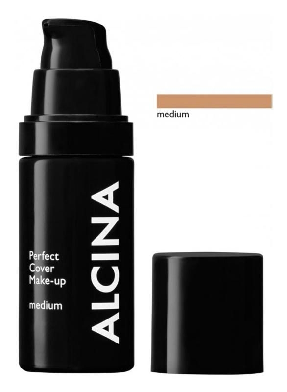 Alcina Decorative Perfect Cover make up pentru uniformizarea nuantei tenului