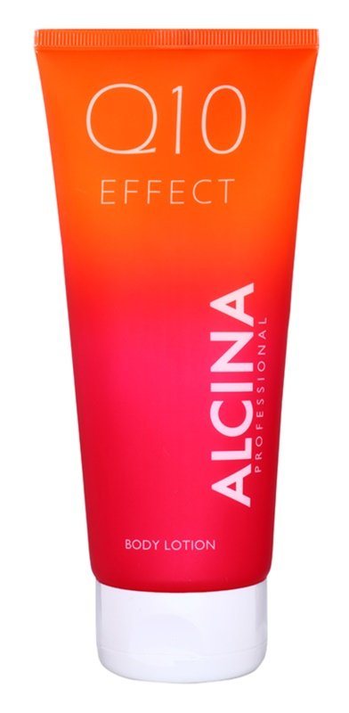 Alcina Q10 Effect Body Lotion with Moisturizing Effect