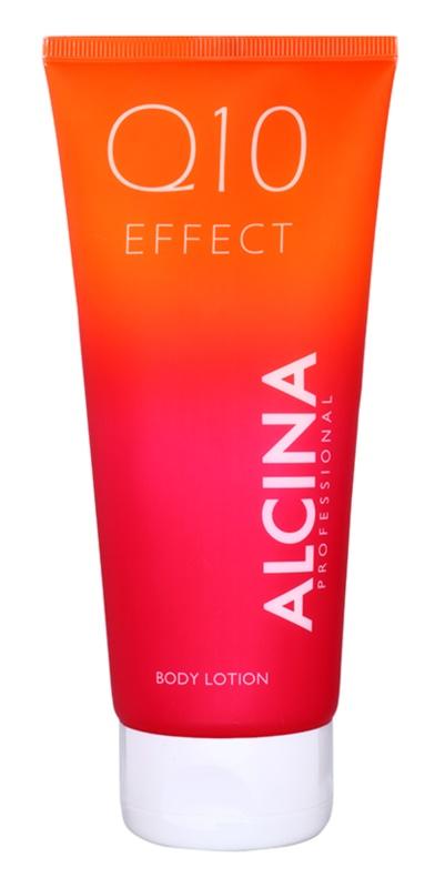 Alcina Q10 Effect leche corporal con efecto humectante