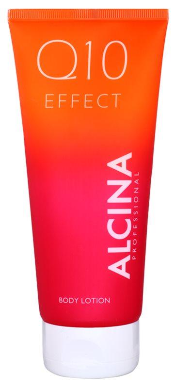 Alcina Q10 Effect молочко для тіла зі зволожуючим ефектом