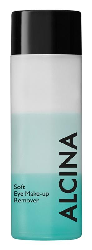 Alcina Decorative Soft Remover dvokomponentno sredstvo za uklanjanje make-upa za oči
