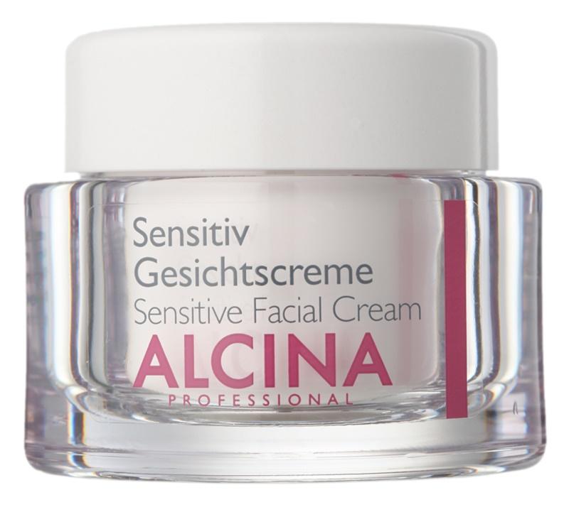 Alcina For Sensitive Skin łagodzący krem do twarzy