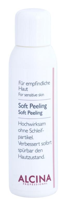 Alcina For Sensitive Skin м'який ензимний пілінг