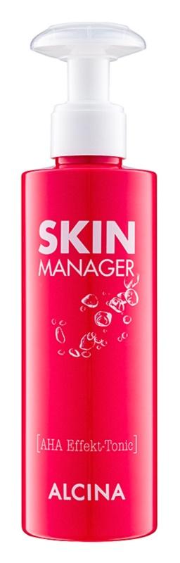 Alcina Skin Manager tonik az arcra gyümölcs savakkal
