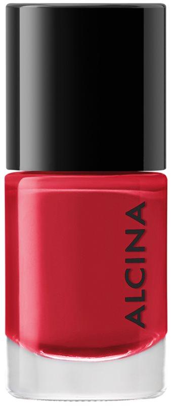 Alcina Decorative Ultimate Colour лак для нігтів