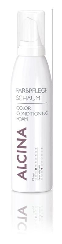 Alcina Special Care Schaum für gefärbtes Haar