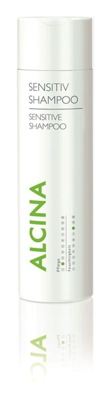 Alcina Hair Therapy Sensitive shampoing pour cuir chevelu sensible