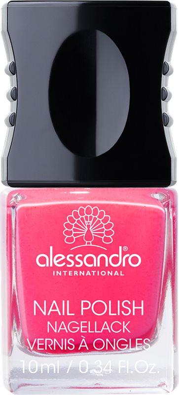 Alessandro Nail Polish лак для нігтів