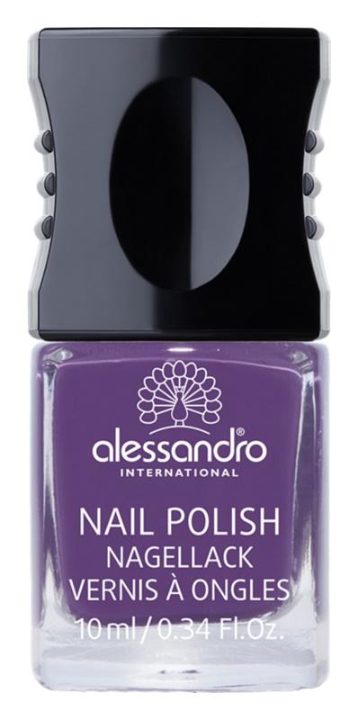 Alessandro Nail Polish lak za nohte