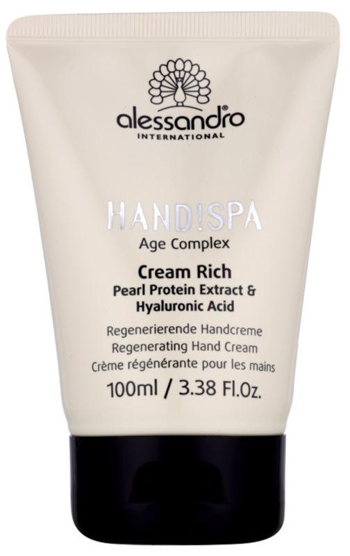 Alessandro Hand! Spa Age Complex crema regeneratoare de maini