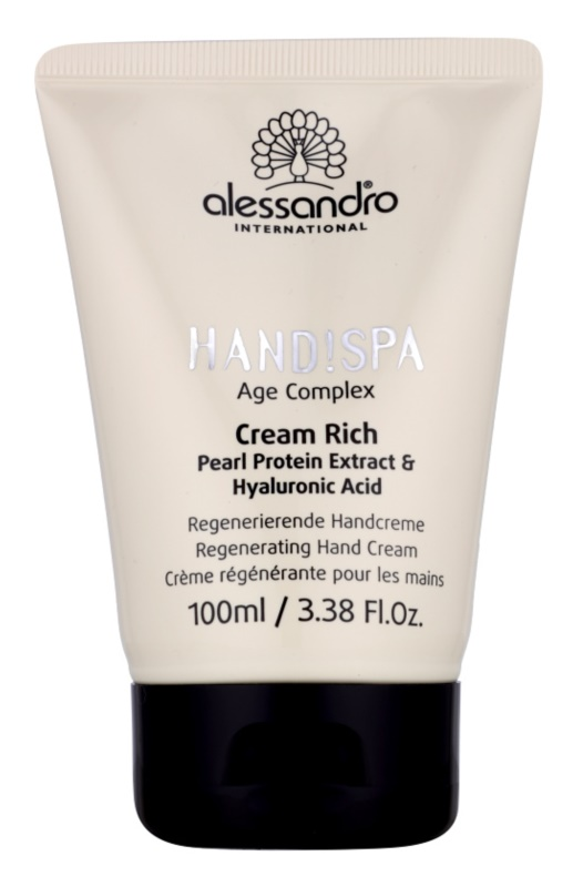 Alessandro Hand! Spa Age Complex Herstellende Crème  voor de Handen