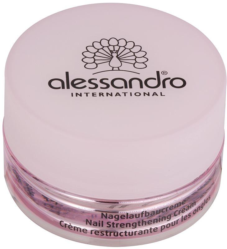 Alessandro NailSpa stärkende Creme für Nägel